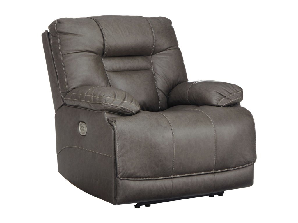 Ashley (Signature Design) WurstrowPower Recliner