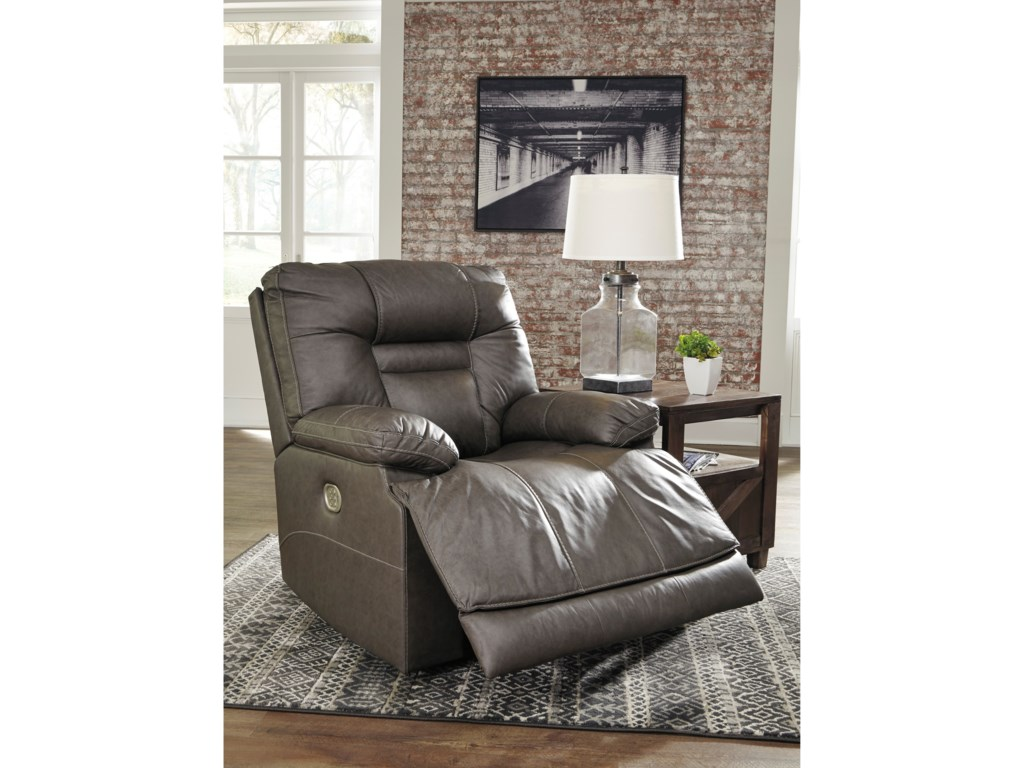 Signature WatsonTRIPLE Power Recliner