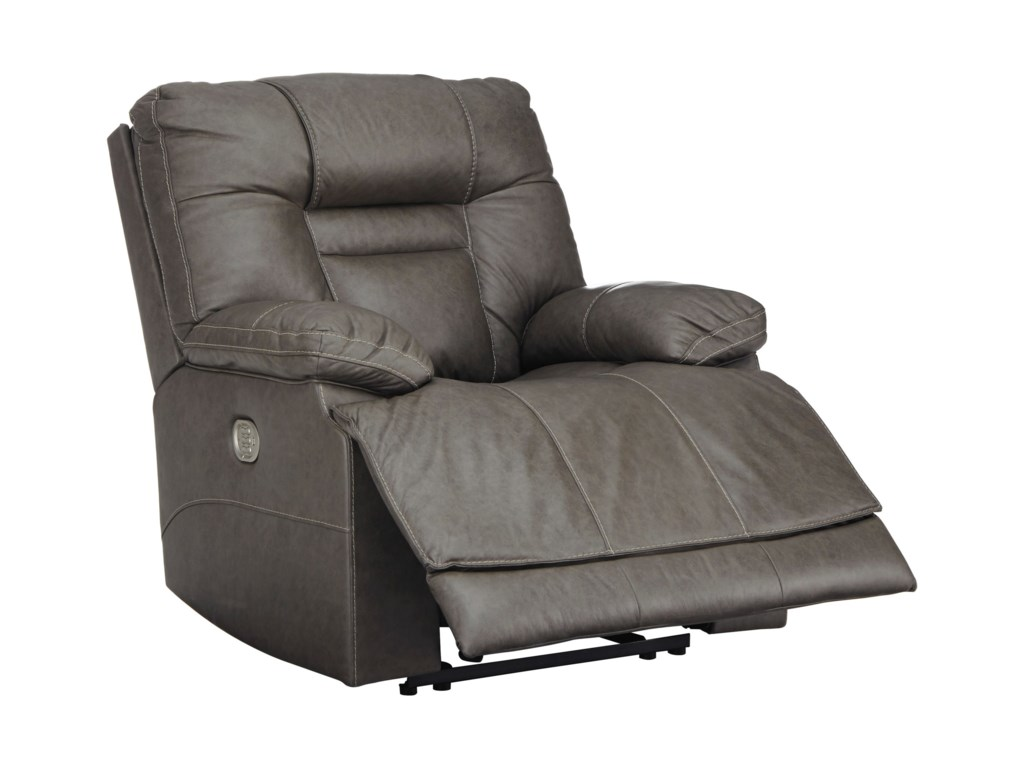 Ashley Signature Design WurstrowPower Recliner