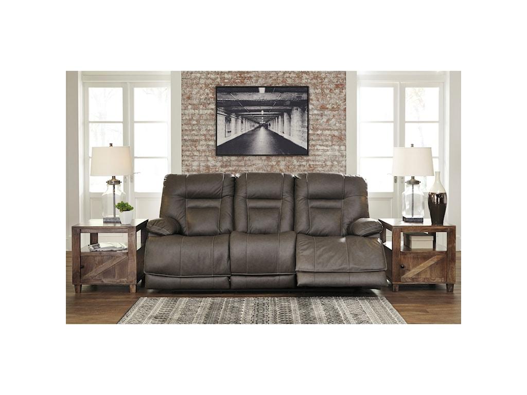 Signature Design by Ashley WurstrowPower Reclining Sofa