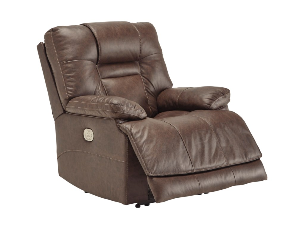 ROOMS # 3 Collection WurstrowPower Recliner