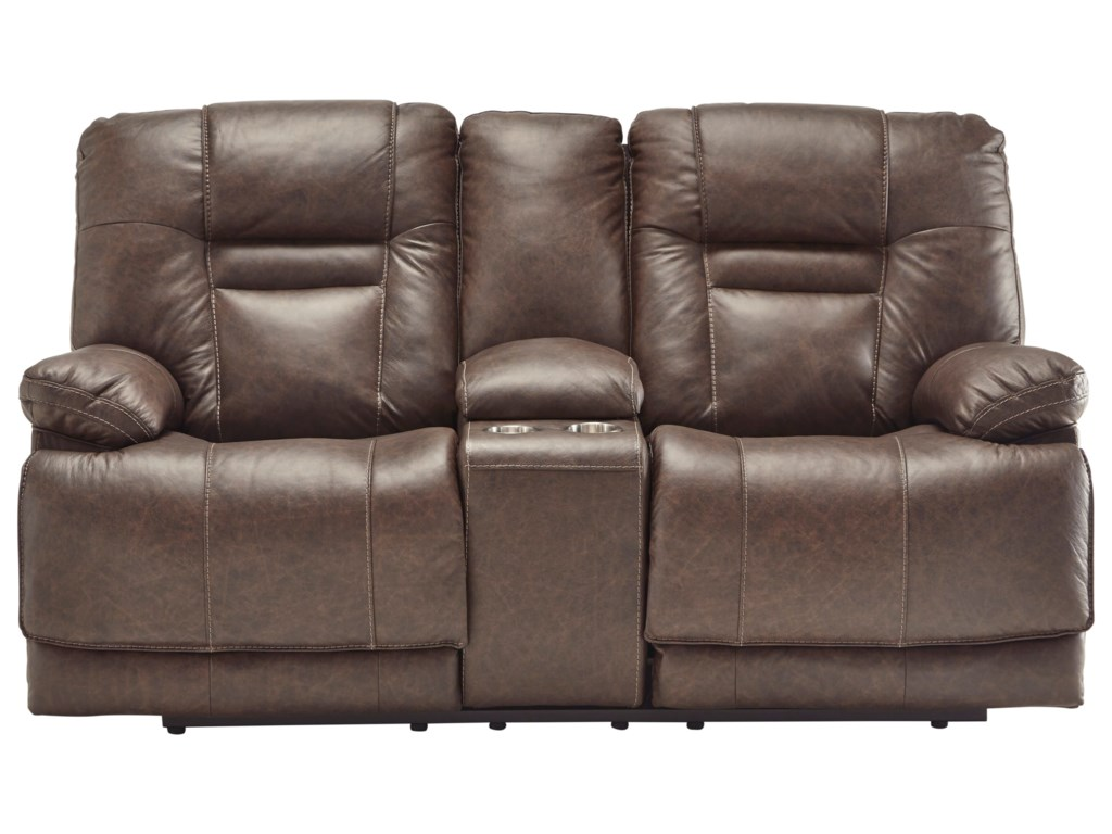 Signature Design by Ashley WurstrowPower Reclining Loveseat