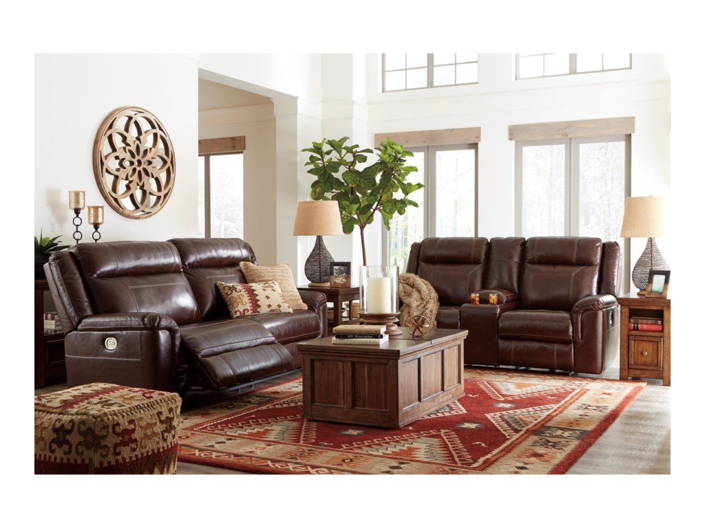 Signature Design by Ashley WylineReclining Living Room Group