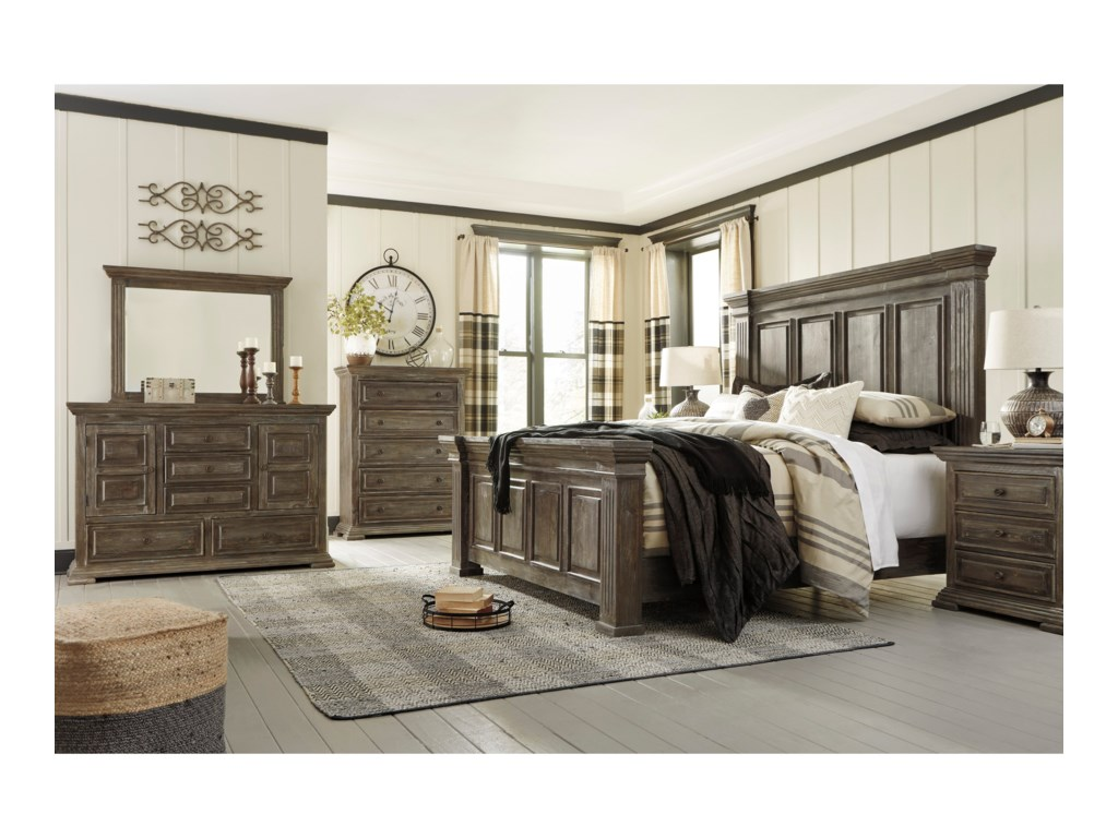 Signature Design by Ashley WyndahlCalifornia King Bedroom Group