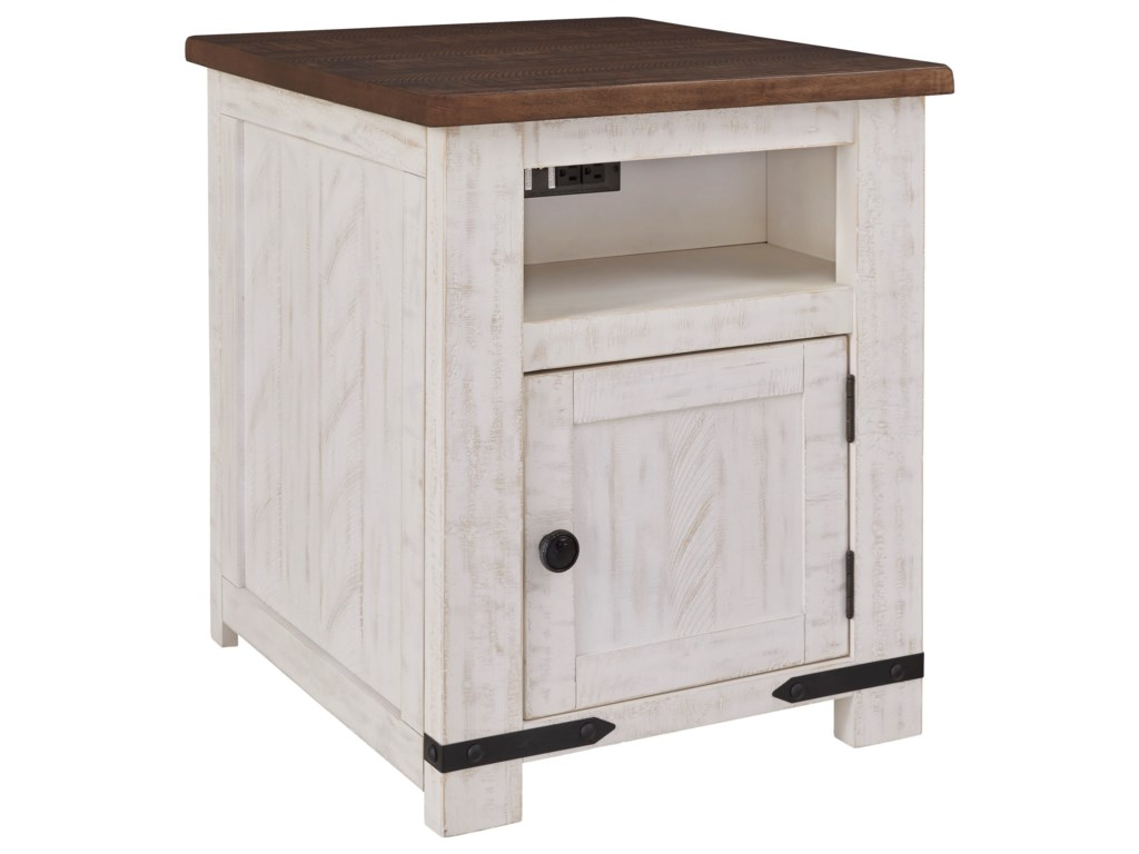 Signature Design by Ashley WystfieldEnd Table