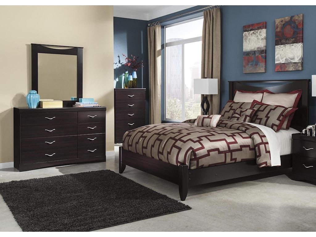 Signature Design by Ashley Zanbury3PC Queen Bedroom