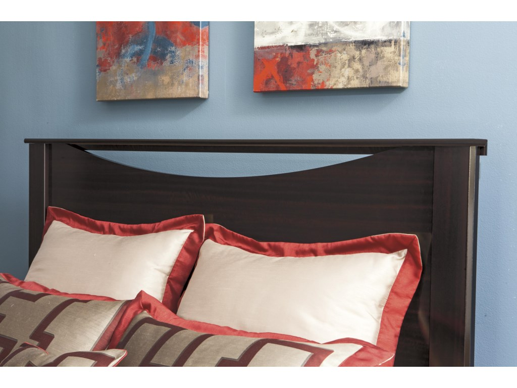 Signature Design by Ashley ZanburyQueen/Full Panel Headboard