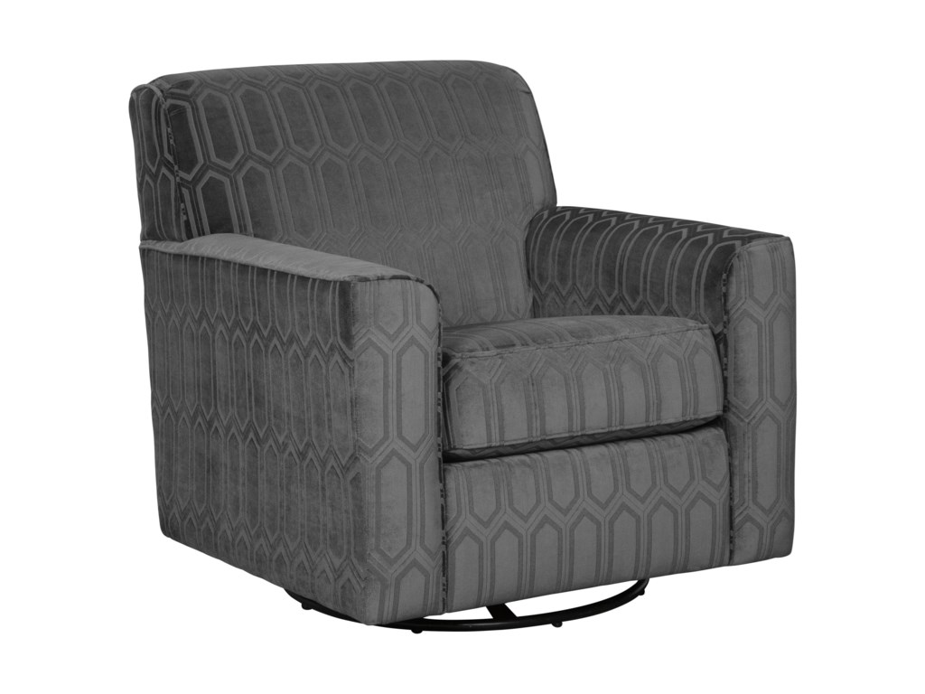 Signature Design by Ashley ZarinaSwivel Accent Chair