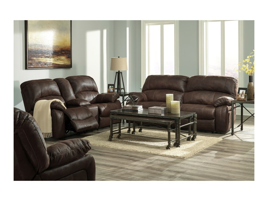Signature Design by Ashley ZavierPower Reclining Living Room Group