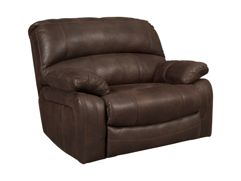 Ashley (Signature Design) ZavierWide Seat Recliner