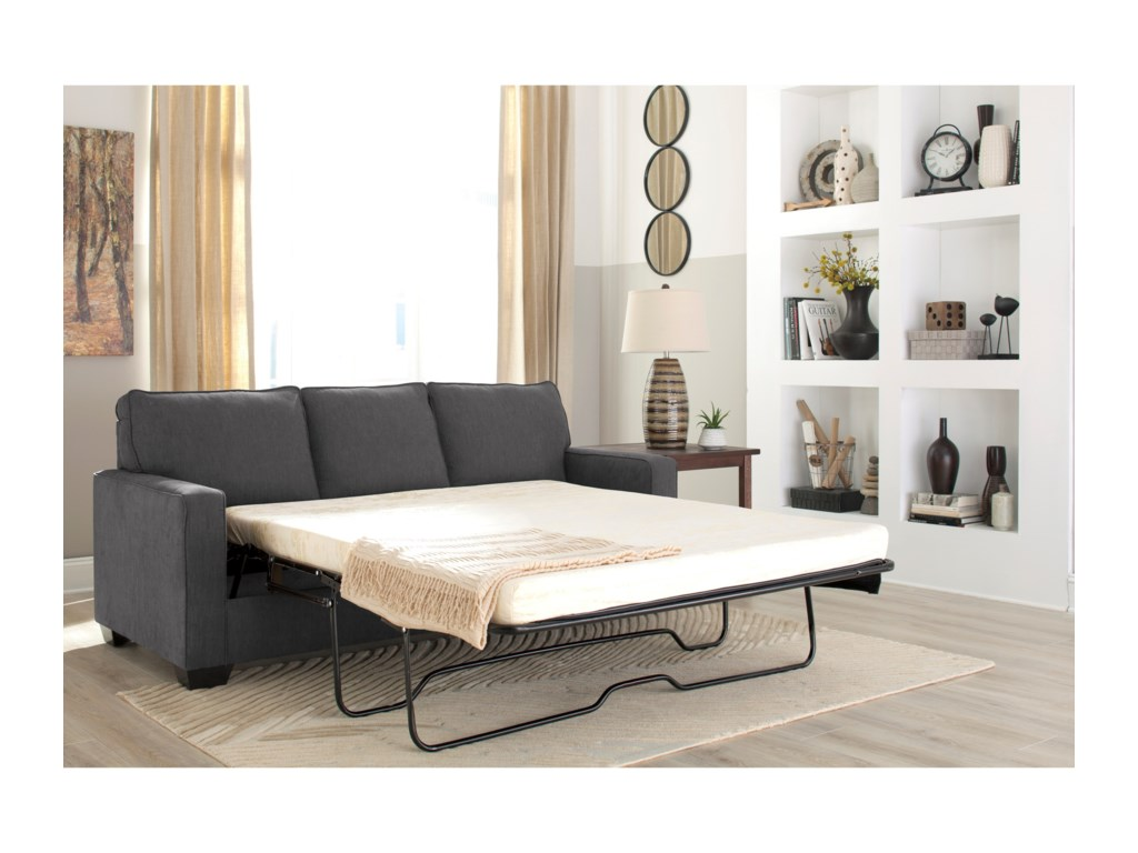 Signature Design by Ashley ZebQueen Sofa Sleeper