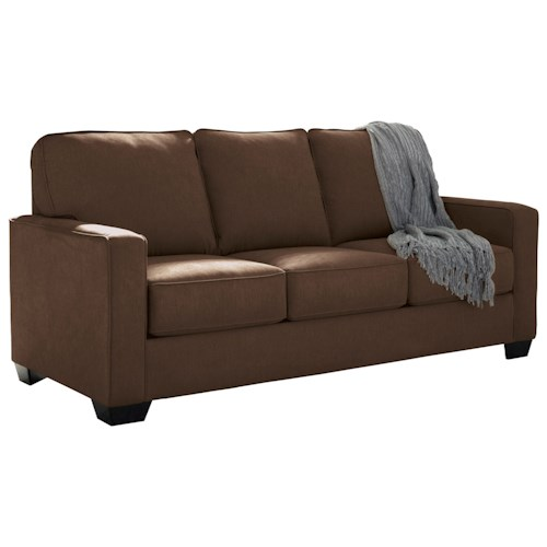 Signature Design By Ashley Zeb Full Sofa Sleeper With