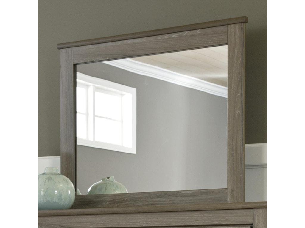 StyleLine BARNWOODBedroom Mirror