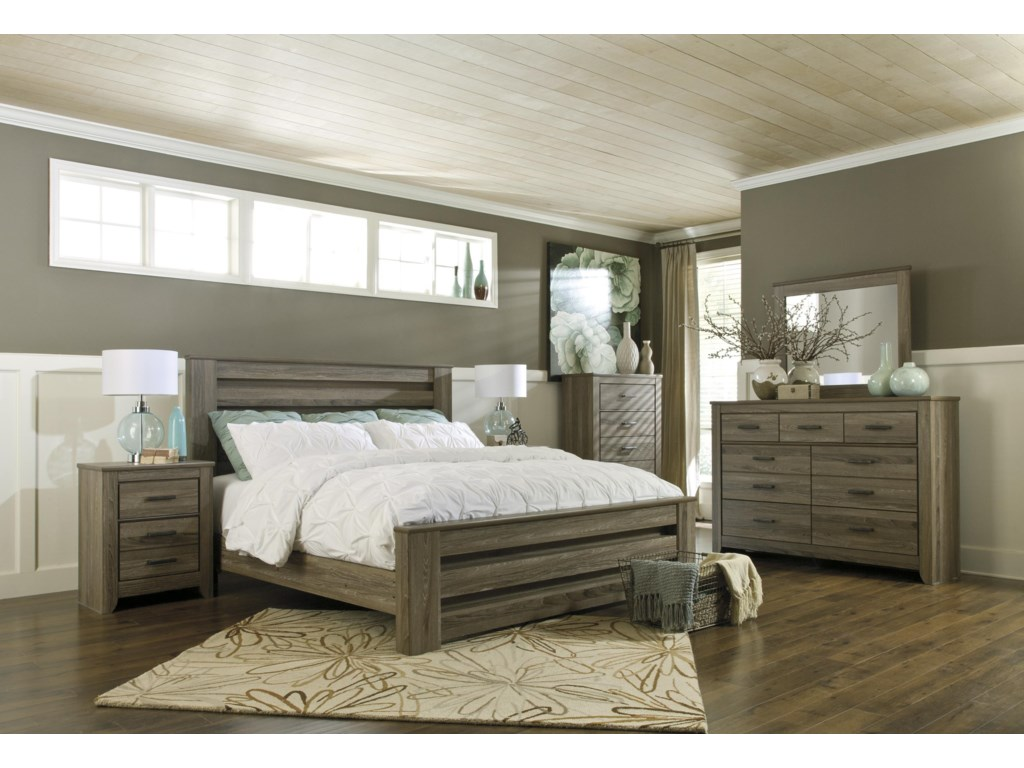 Trendz Adalyn4 Piece Queen Bedroom