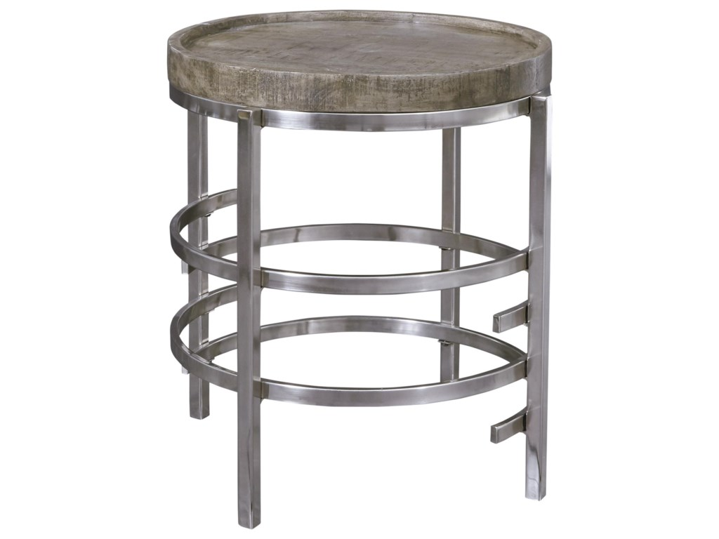 Signature Design by Ashley ZinelliCocktail Table and End Table Set