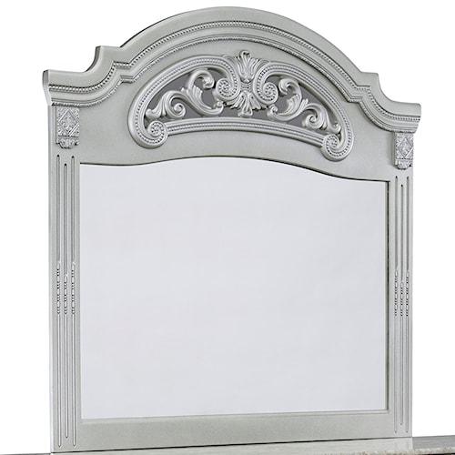 Signature Design by Ashley Zolena Glam Bedroom Mirror