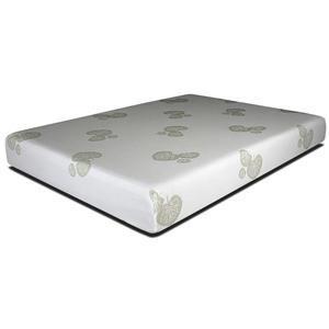 silverrest aspen queen memory foam mattress