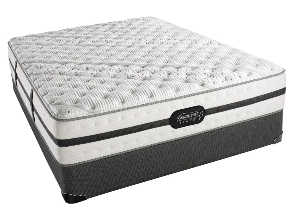Beautyrest Beautyrest Black - Alexia King Extra Firm Mattress Set