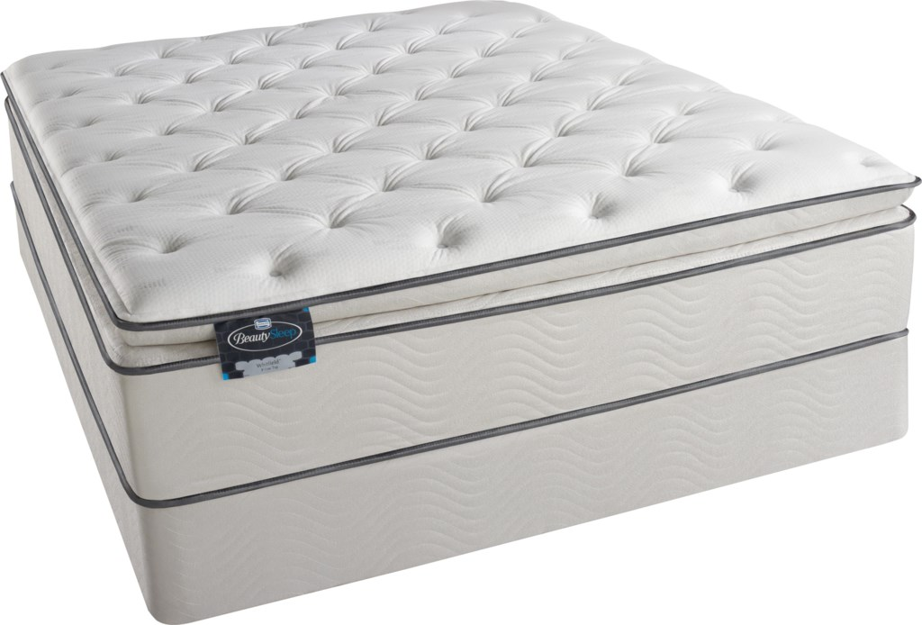 Simmons Beautyrest Cottage Elite Queen Plush Hi Loft Pillow Top