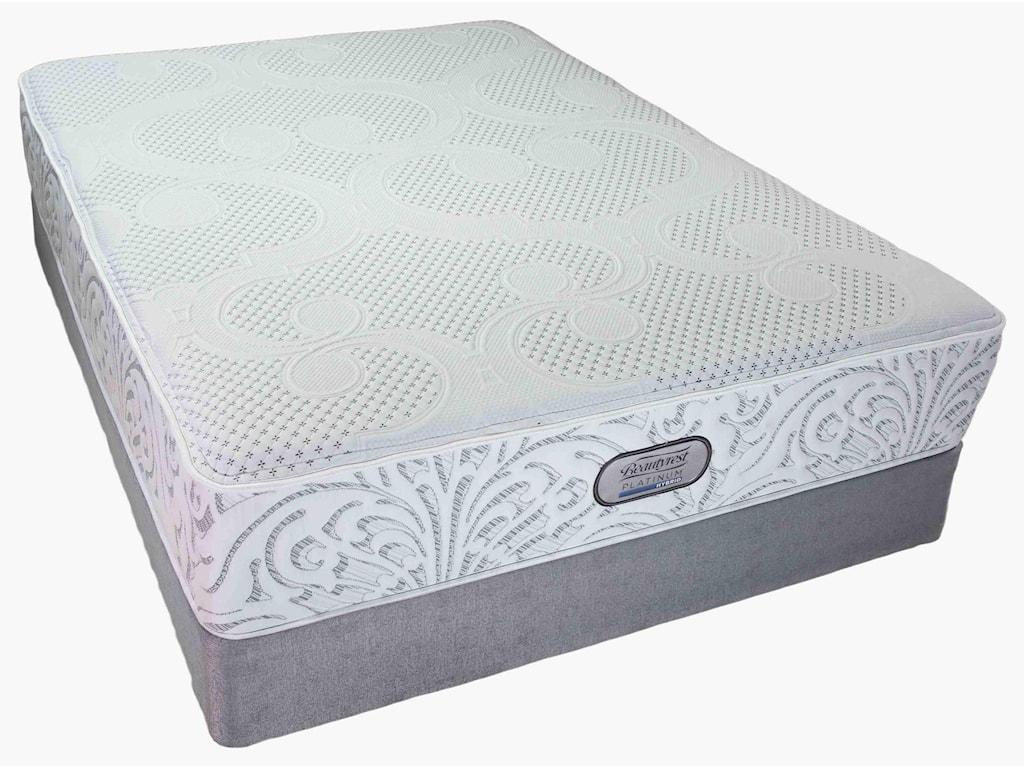 Simmons Platinum Hybrid SeriesAtlas Queen Mattress
