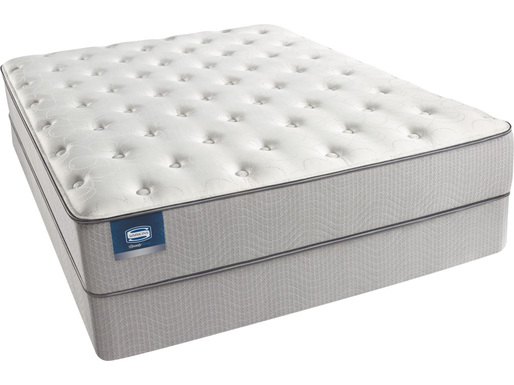 Simmons Persia PlushKing Plush Mattress Set