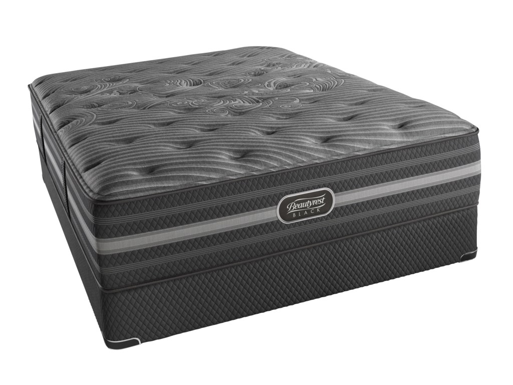 Beautyrest Beautyrest Black MarielaCal King Luxury Firm Mattress Set, HP