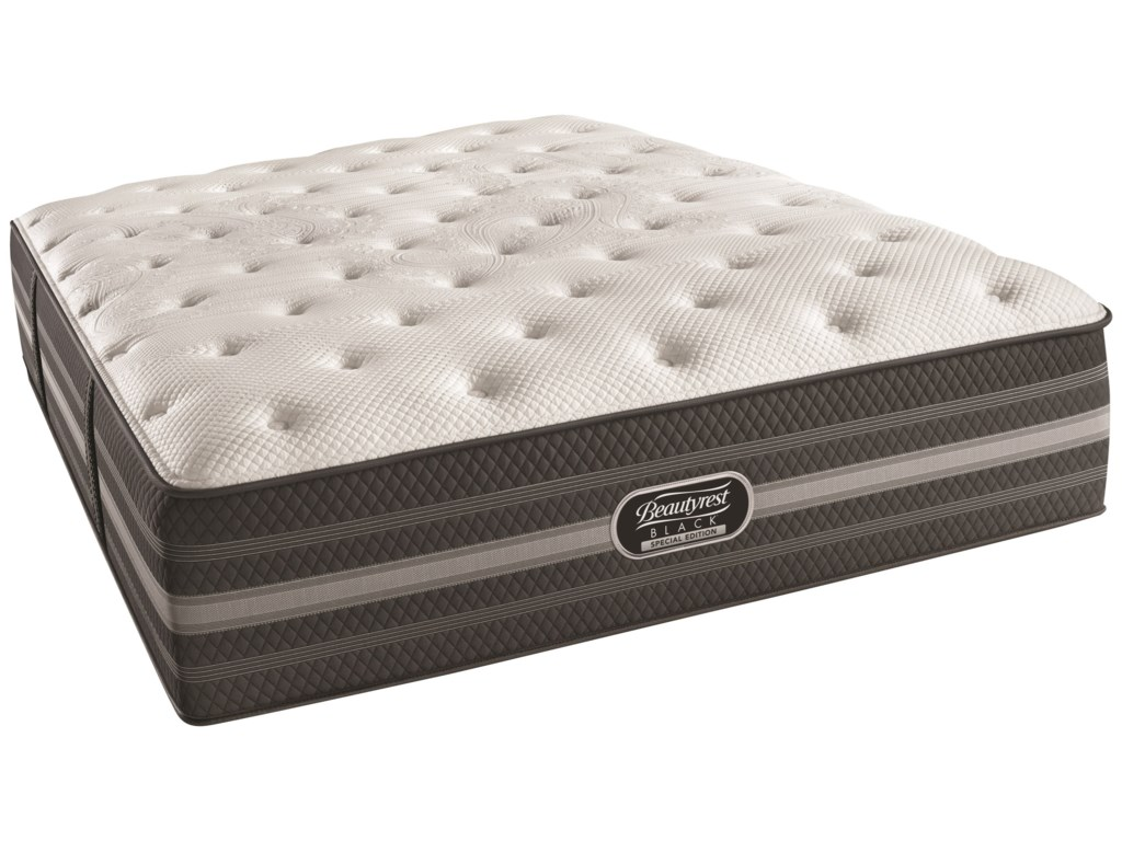 Beautyrest Beautyrest Black Special Edition Raquel Lux PlushCal King 15 3/4
