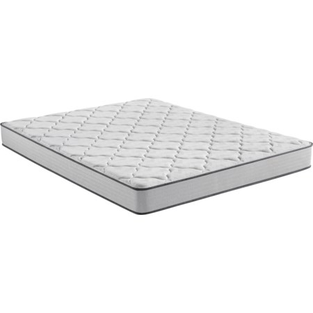 "King 7 1/2"" Foam Mattress"