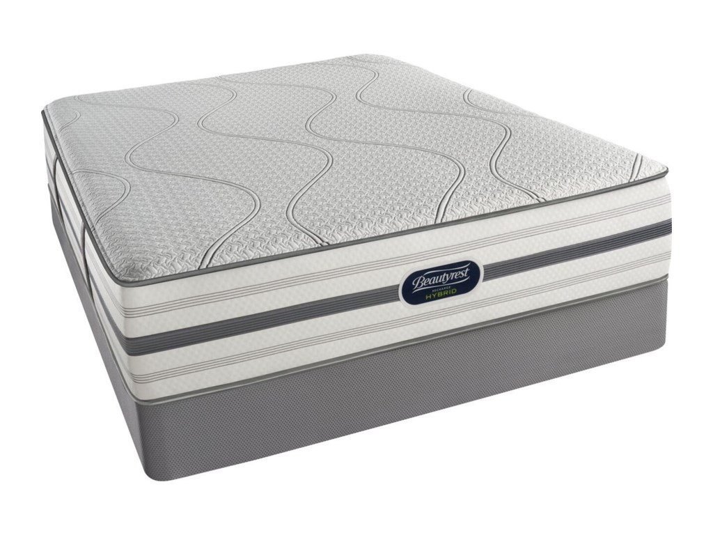 Beautyrest Hybrid Westwood King Luxury Firm Mattress By
