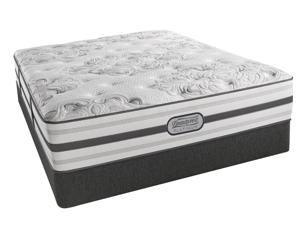 Beautyrest BR Platinum BrittanyTwin XL Firm 13.5