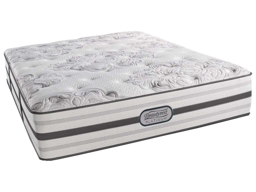 Beautyrest BR Platinum BrittanyCal King Luxury Firm 14.5