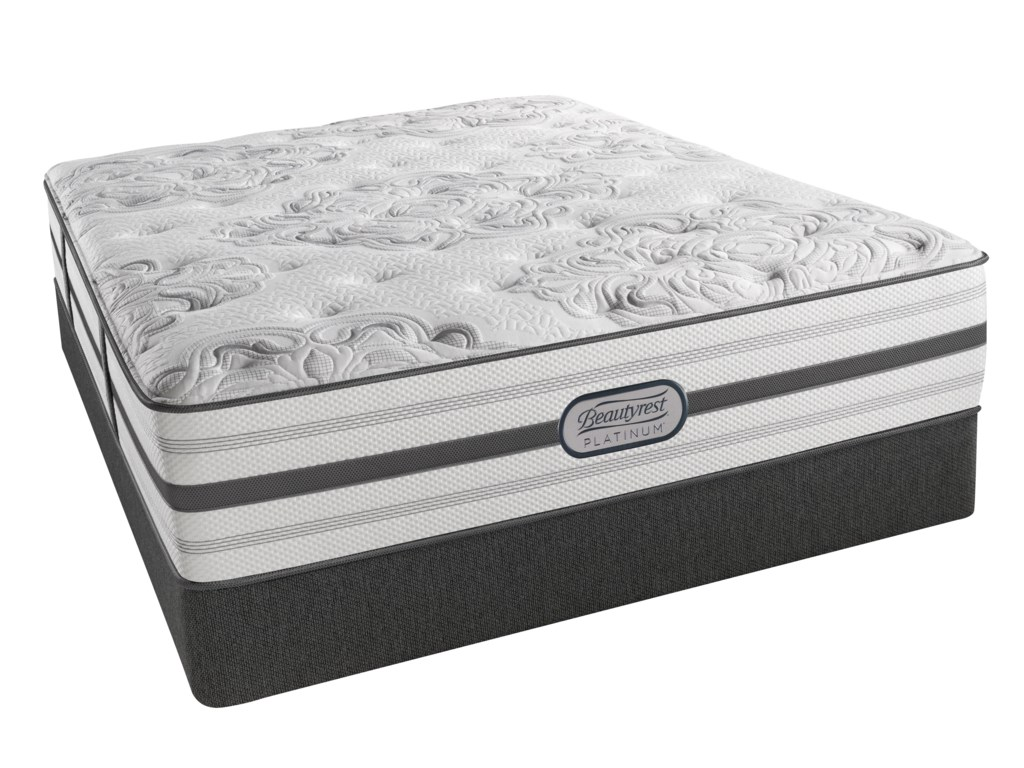 Beautyrest BR Platinum BrittanyQueen Luxury Firm 14.5