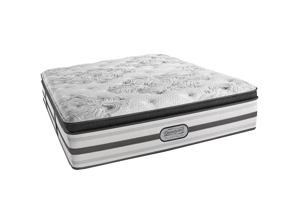 Beautyrest BR Platinum GabriellaQueen Luxury Firm PT 15