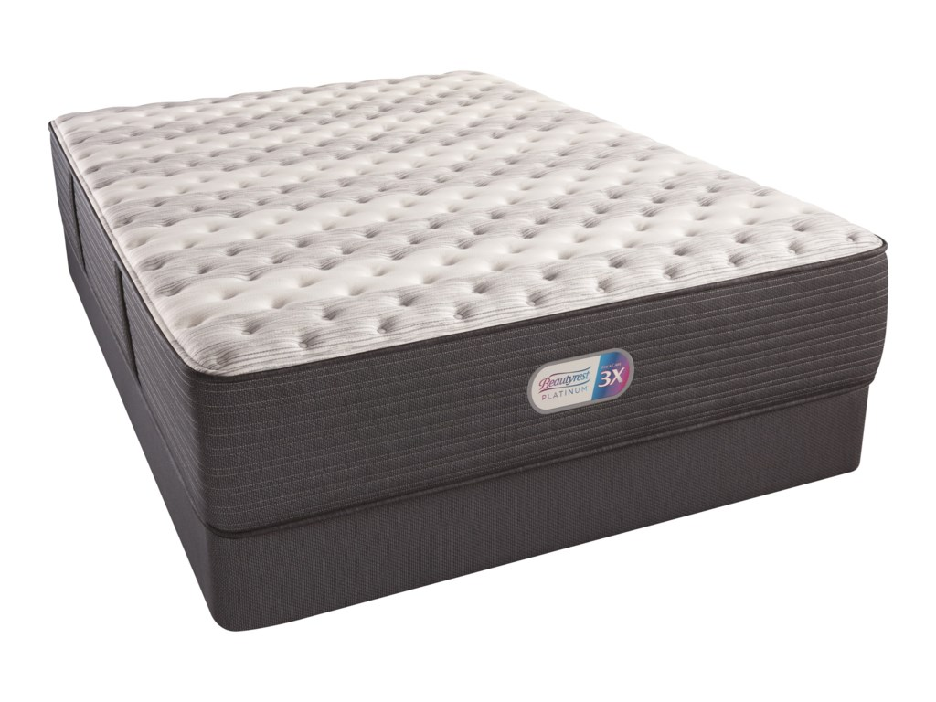 Simmons Beautyrest Platinum Haven Pines Extra FirmFull 14