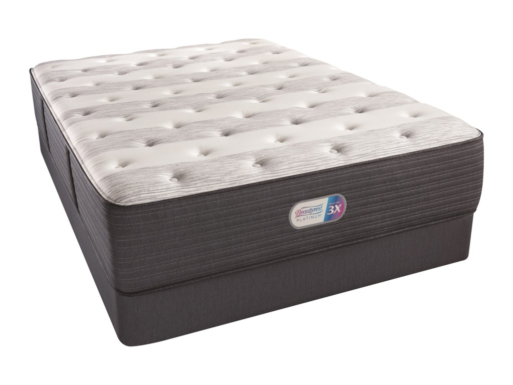 Beautyrest Beautyrest Platinum Haven Pines Luxury FirmQueen 14 1/2