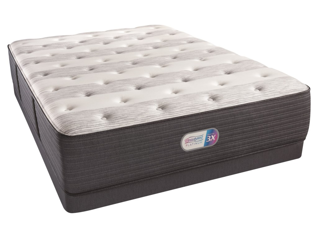 Beautyrest Beautyrest Platinum Haven Pines Luxury FirmKing 14 1/2
