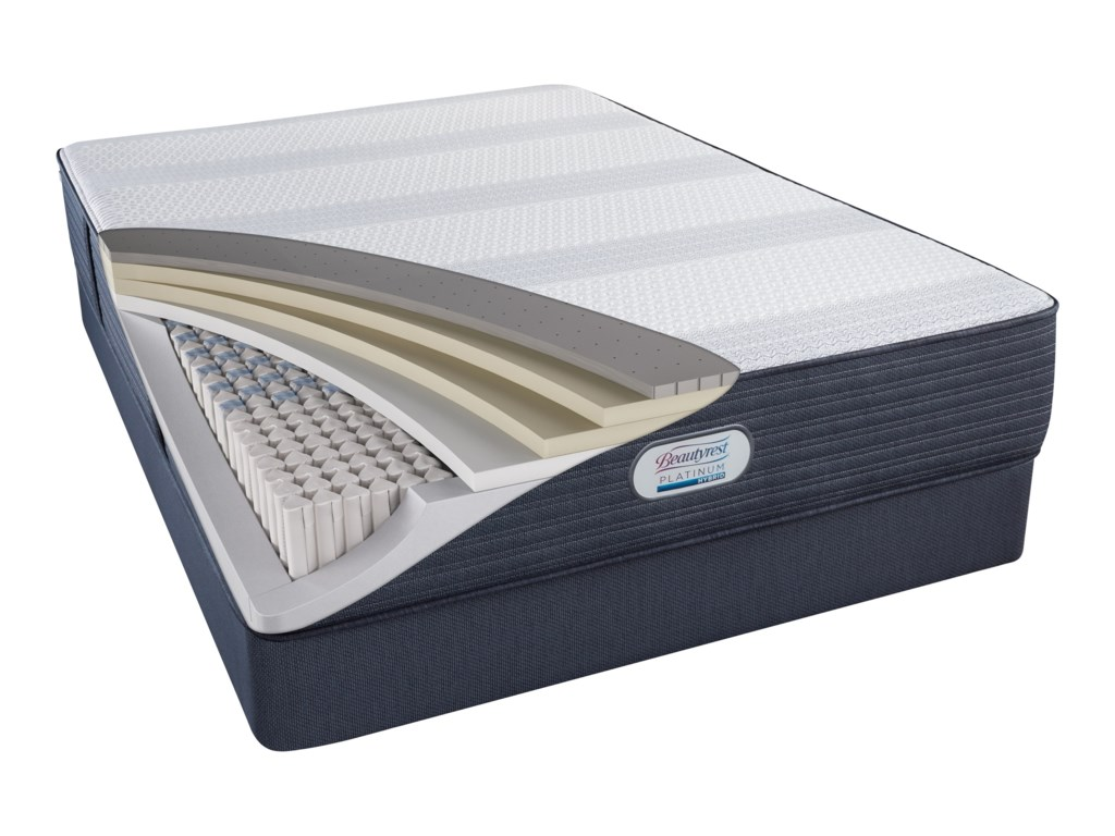 Beautyrest Baywood Overlook FirmTwin XL 13