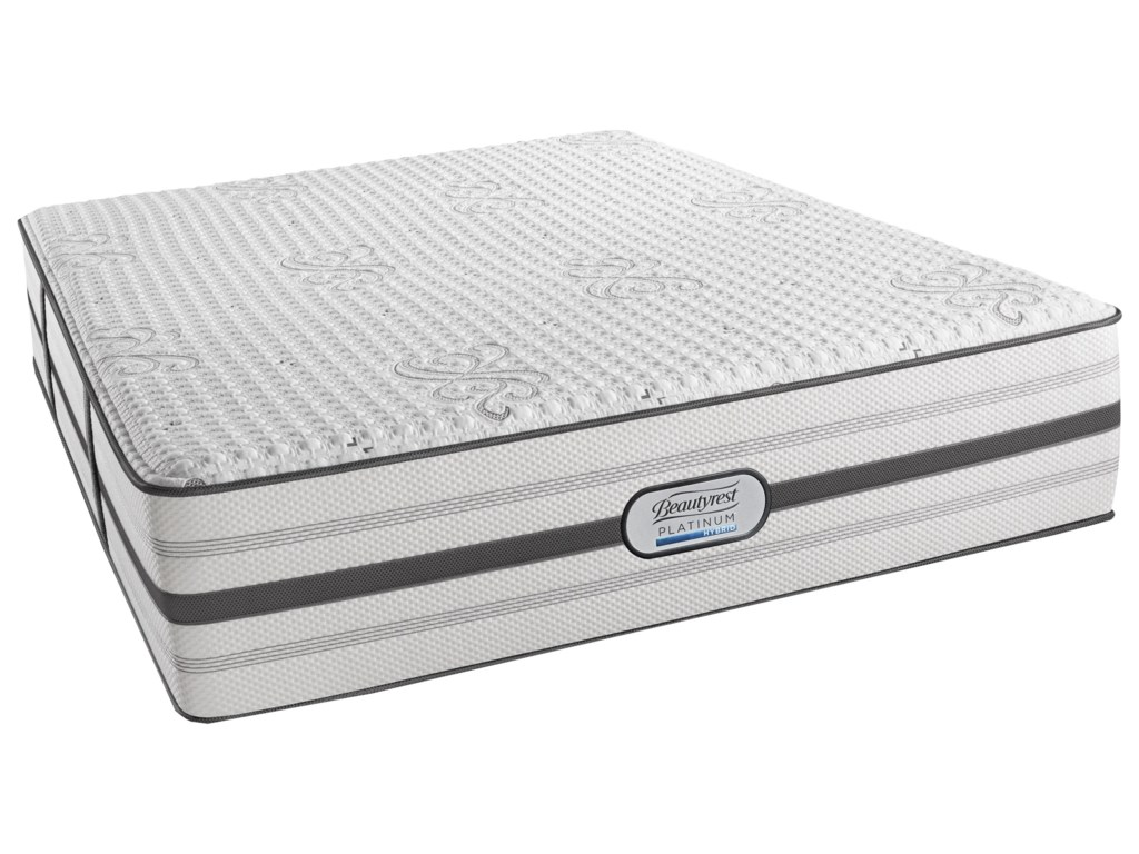 Beautyrest Platinum AustinTwin XL Luxury Firm Adjustable Set