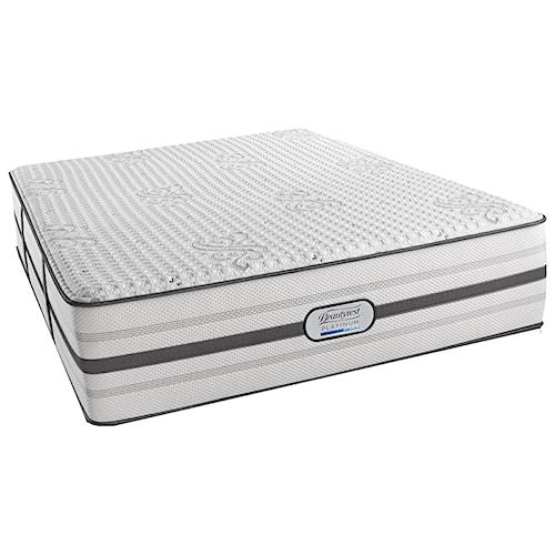 Beautyrest Platinum Hybrid Quinn Cal King Ultra Plush Mattress and SmartMotion™ 2.0 Adjustable Base