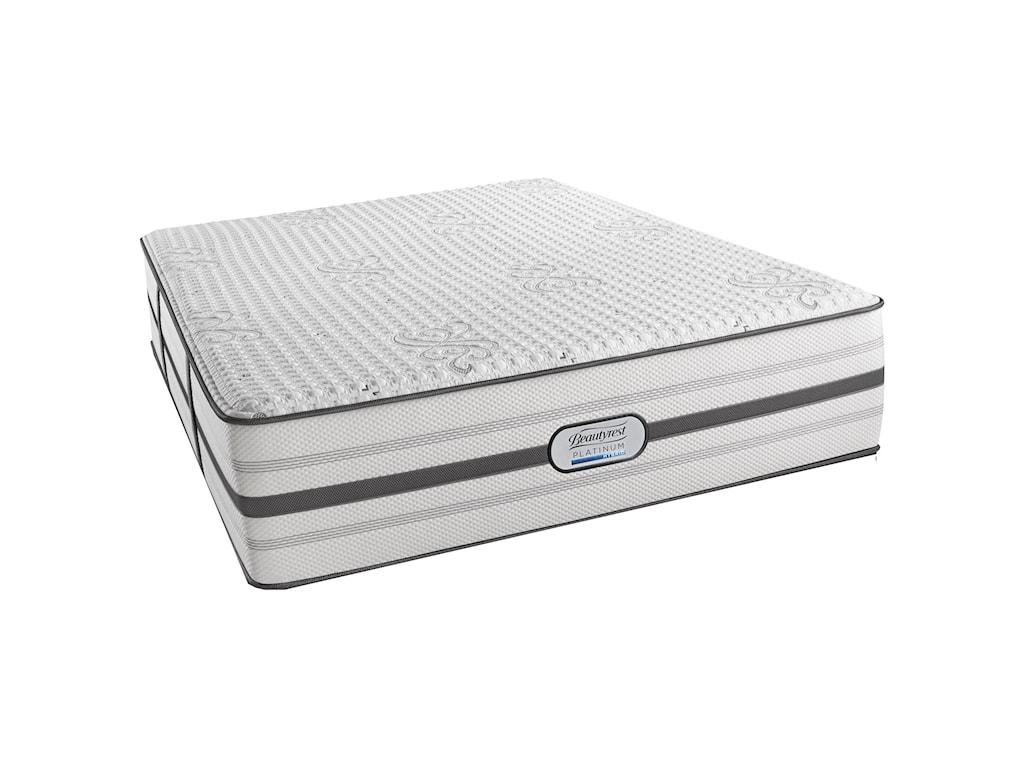 Beautyrest Platinum Hybrid QuinnCal King Ultra Plush Mattress