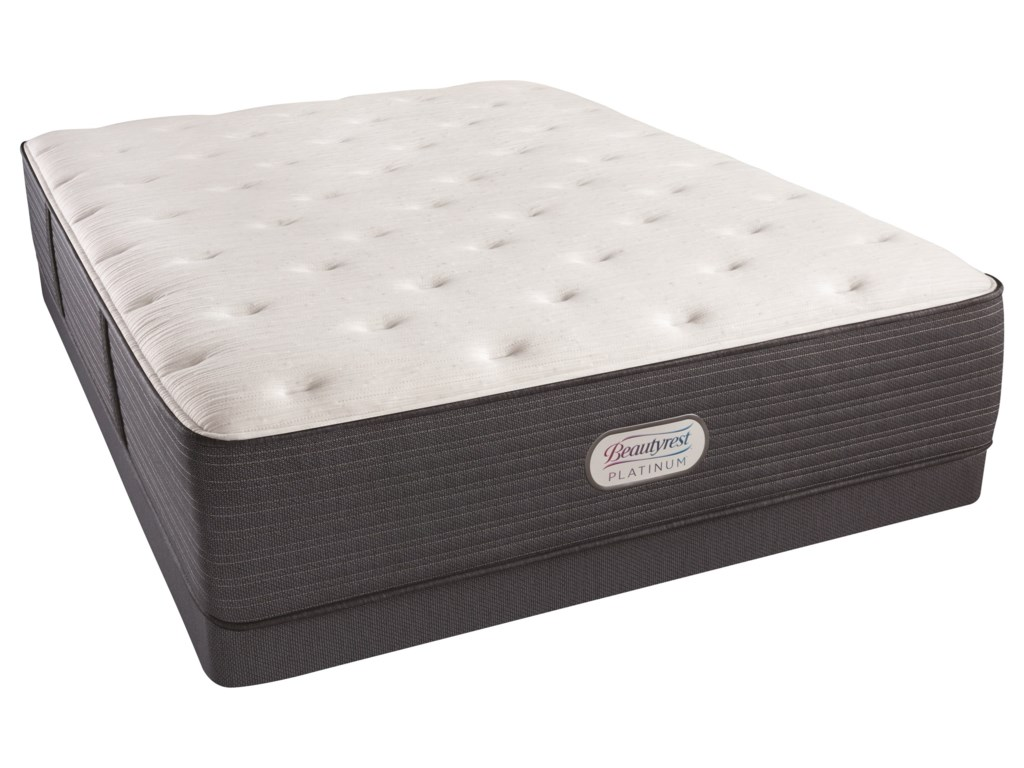 Beautyrest BR Platinum Hybridge ParkCal King 13