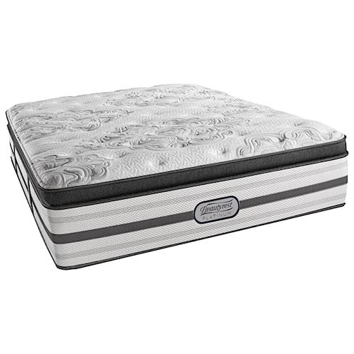 Beautyrest Platinum Katherine King Luxury Firm Box Pillow Top 16 1/2