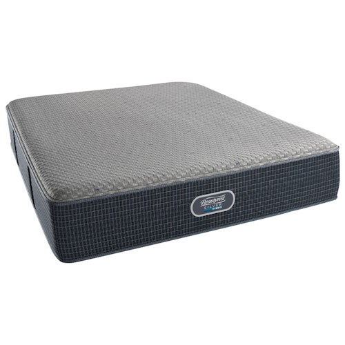 Beautyrest Silver Hybrid Austin Reef Plush Twin XL Mattress