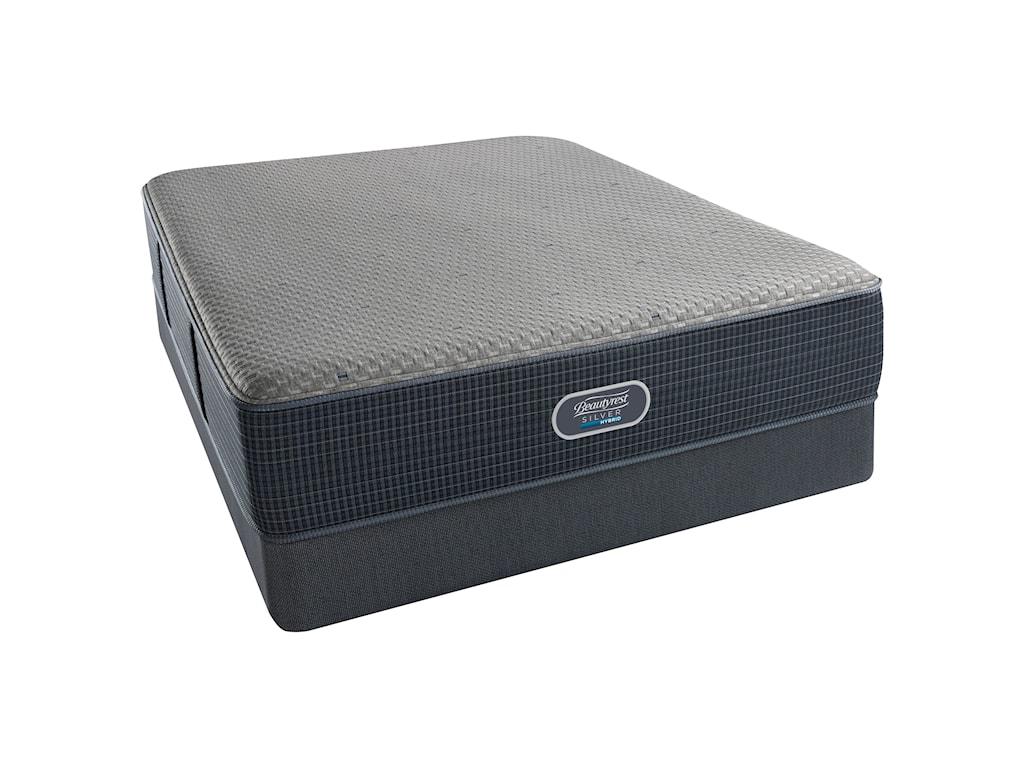 Beautyrest Silver Hybrid Cascade Mist FirmKing Set
