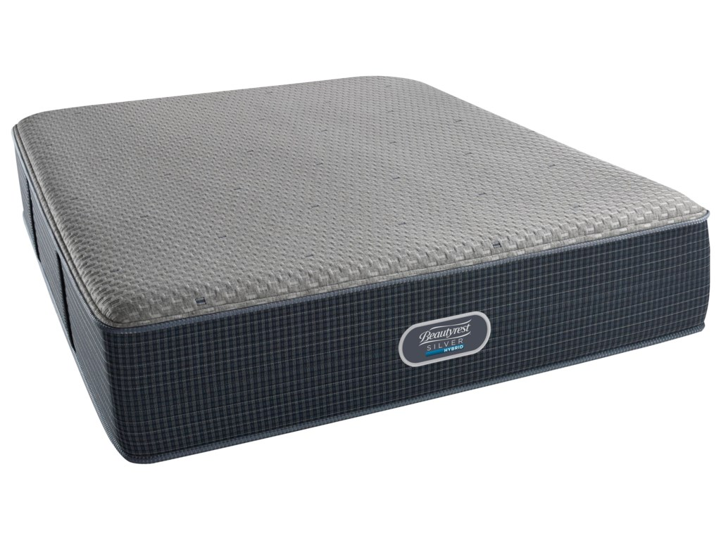 Beautyrest Silver Hybrid Harbour Beach Luxury FirmBeautyrest Silver Twin Mattress