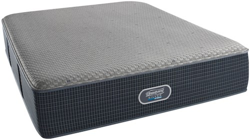 Beautyrest Silver Hybrid Harbour Beach Luxury Firm Queen Mattress and SmartMotion™ 3.0 Adjustable Base