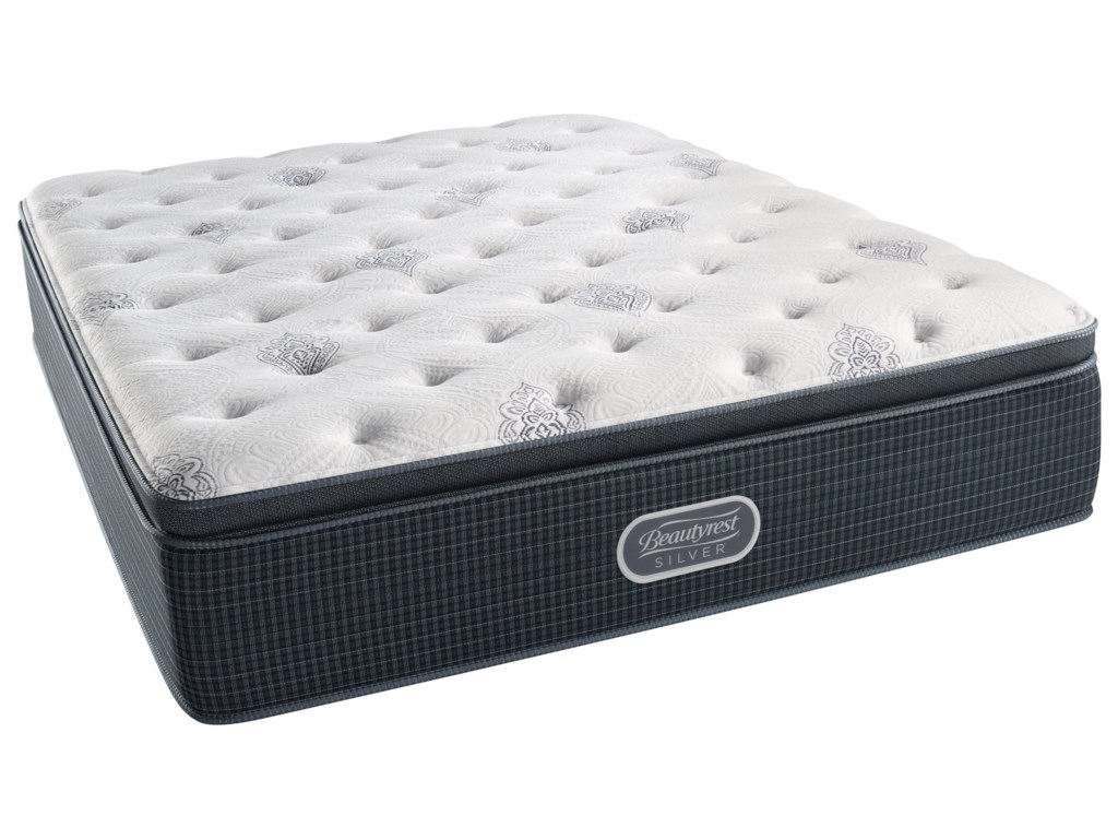 Beautyrest Beautyrest Silver Lvl 1 Open Seas Lux Firm Pillow Cal King 14