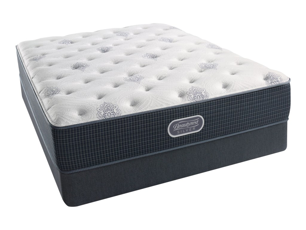 Beautyrest Offshore Mist Luxury FirmQueen 12