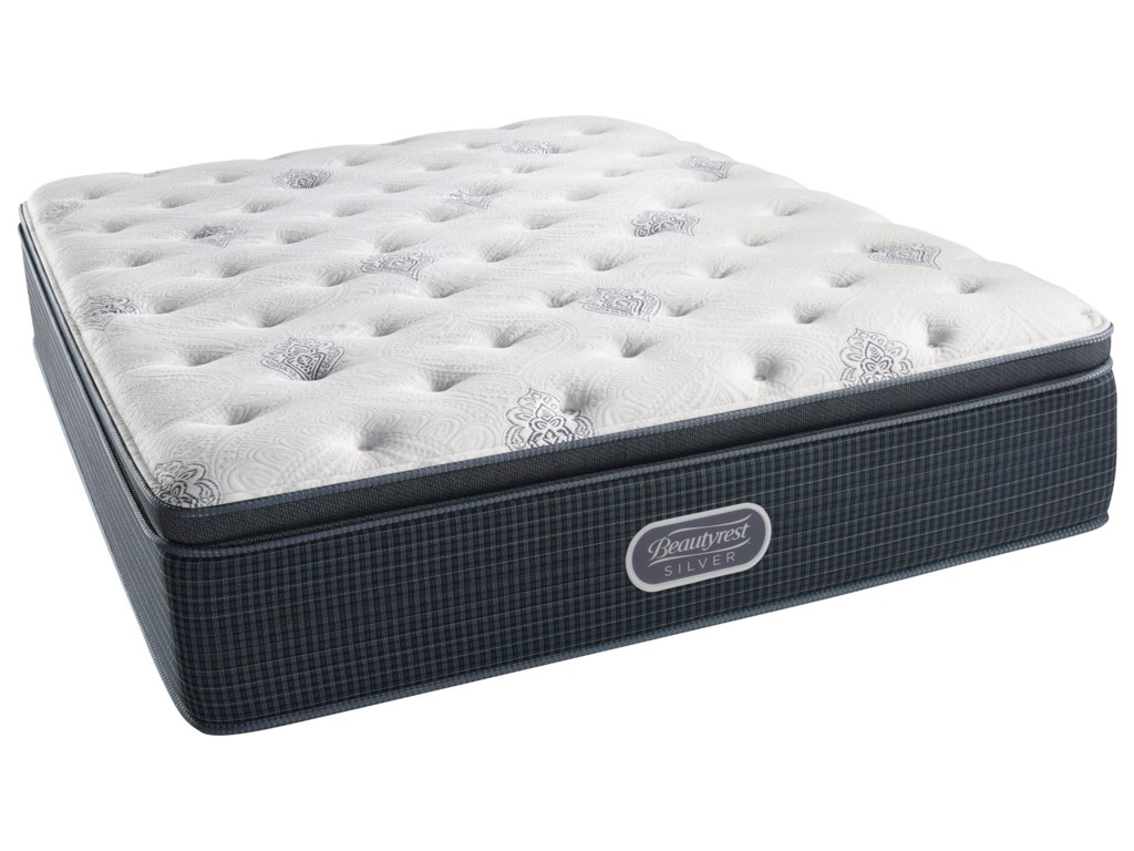 Beautyrest Silver Open Seas Plush Pillow TopBeautyrest Silver Full XL Mattress