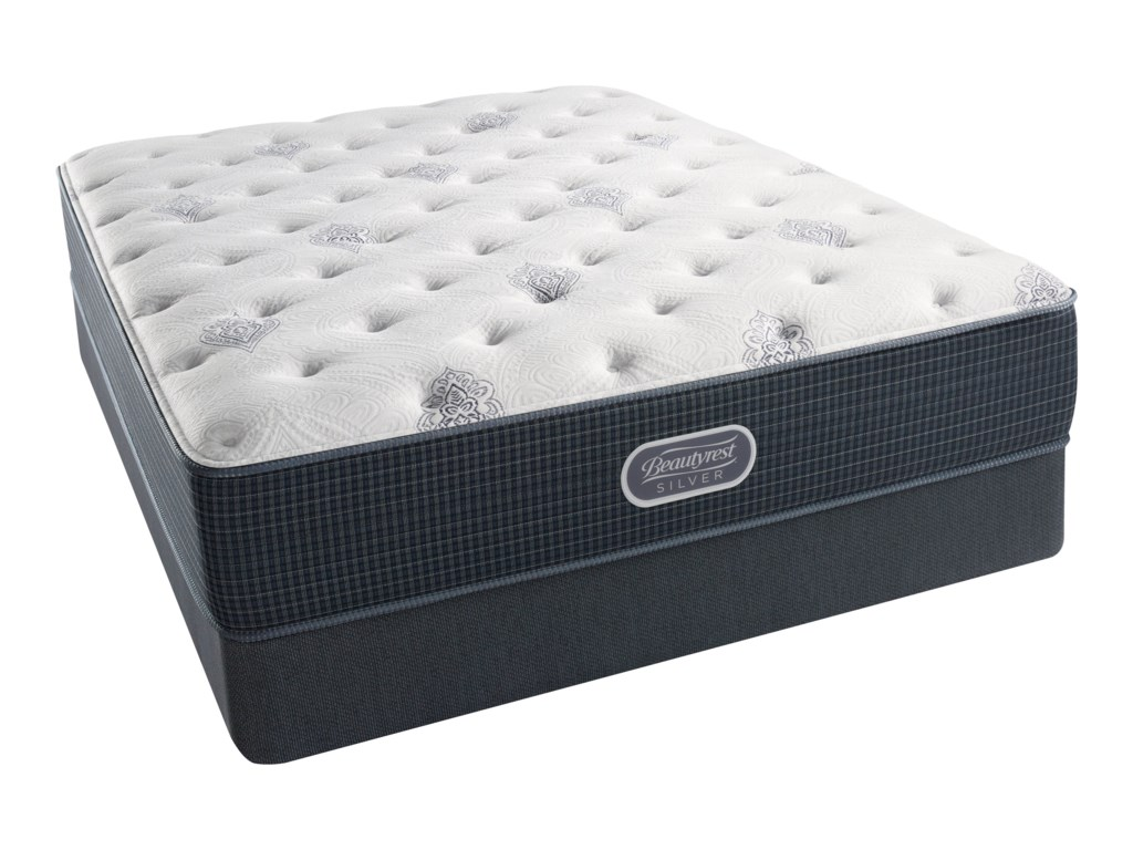 Beautyrest Silver Open Seas PlushTwin XL Set